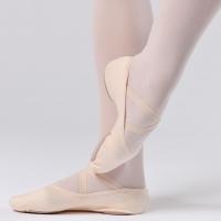 Dansez-Vous elastische flexibele balletschoenen voor dames Lila