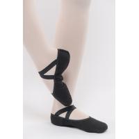 Dansez-Vous Vanie Elastische balletschoenen voor Kinderen Zwart
