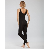 Temps Danse Dames Unitards Vellum zwart
