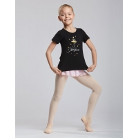 Temps Danse Meisjes Dans T-shirt Anais JR Princess